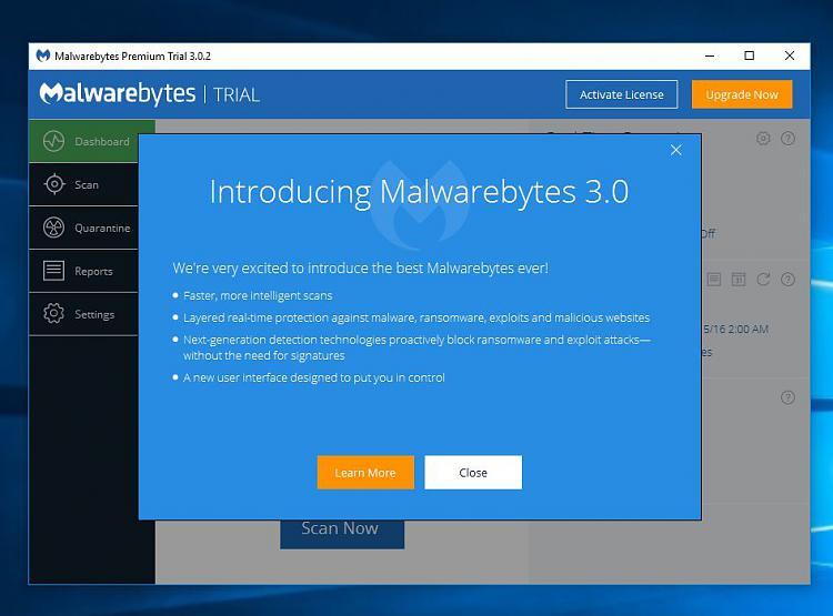 Latest Version Of Malwarebytes Page 15 Windows 10 Forums