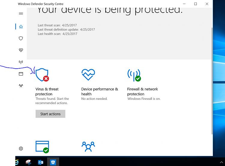 Creators edition -- Windows defender BROKEN !!! Solved