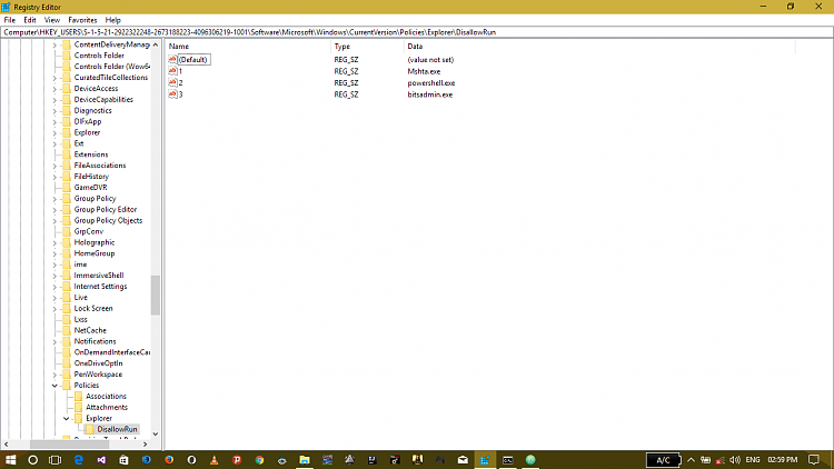 Every...i mean every anti malware blocked by unknown malware/virus-screenshot-35-.png