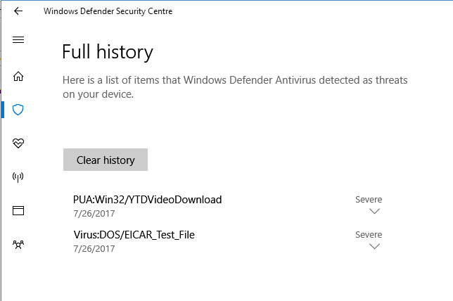 Click image for larger version.  Name:Defender history.PNG Views:19 Size:13.0 KB ID:150921