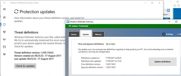 2017 free antivirus for windows 10