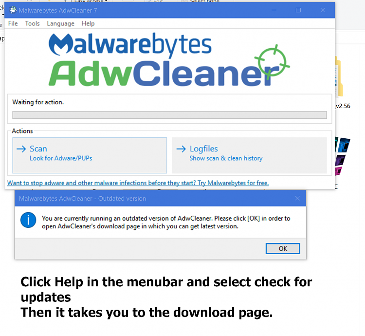 Malwarebytes Acquires AdwCleaner - Page 11 - Windows 10 Forums