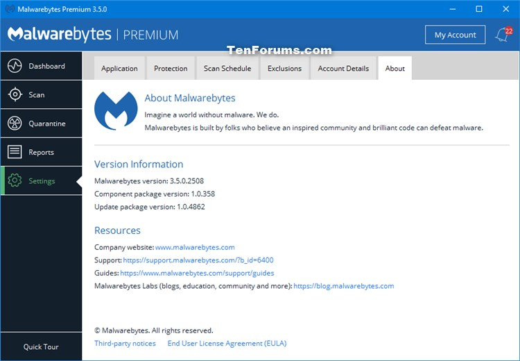 Click image for larger version.  Name:Malwarebytes_3.5.0.2508.jpg Views:35 Size:65.0 KB ID:185991