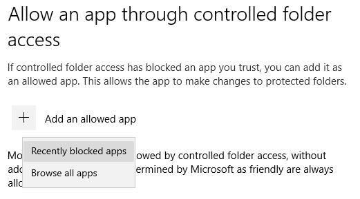 How add many programs to Controlled Folder Access?-defender-controlled-folder-access-1809-add-allowed-app.png
