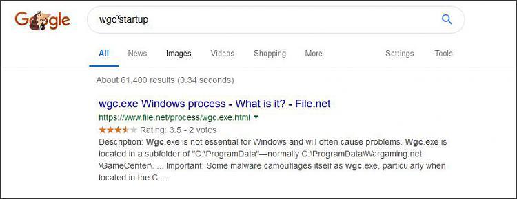 Weird Startup Enty On Windows 10 Pro x64 Bit 1809 Solved