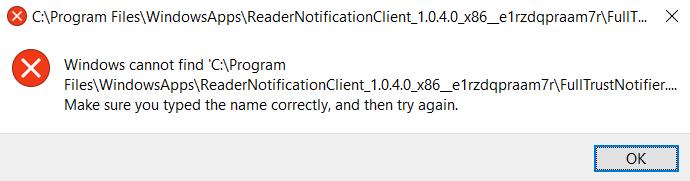 Error Message Appearing at Random-capture.png