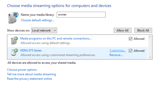 Controlled Folder Access - Smart TV unable to see local files?-image.png
