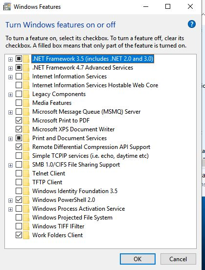 Click image for larger version.  Name:Windows Features.jpg Views:62 Size:56.4 KB ID:230719