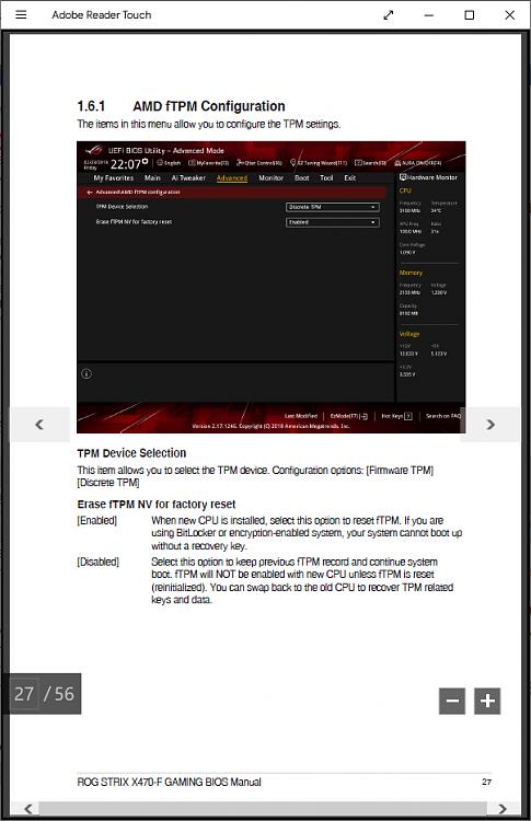 BitLocker, TPM and a Ryzen - Windows 10 Forums