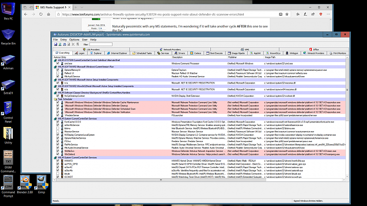 MS Posts Support Note About Defender SFC /Scannow Errors-desk02.png