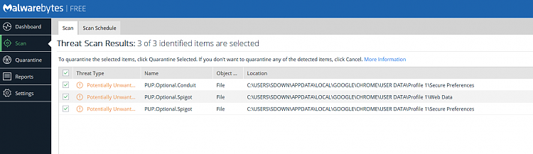 Having a serious issue with 3 malwares , conduit, spigot.-mb4.png