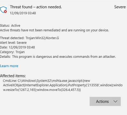 Windows defender false positive - forced to allow threat-new-wd-warning.png