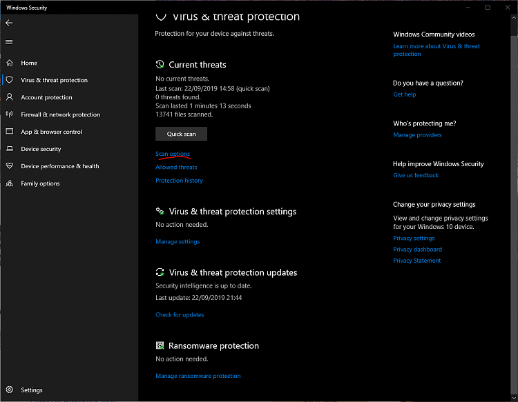 Virus scan options missing - quick scan only, advanced scan crashes-defenderoptions1.png