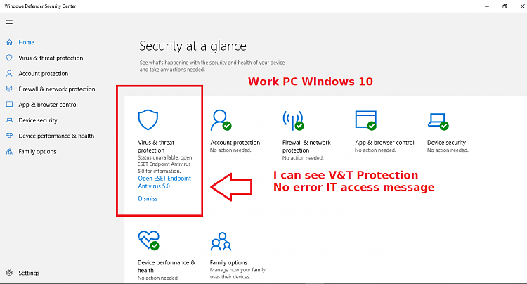 I can't see (Virus & Threat Protection) Under my Windows 10 Security-11111.png