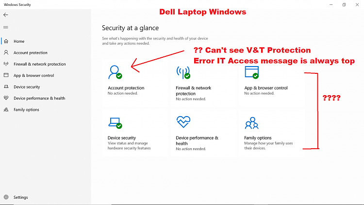 I can't see (Virus & Threat Protection) Under my Windows 10 Security-222222222.png