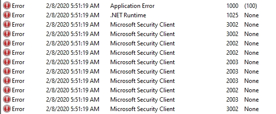 microsoft security client cannot be found-msc.jpg
