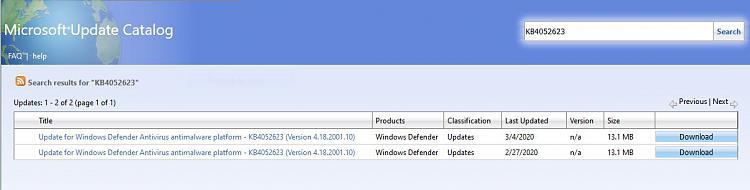New Defender Platform 4.18.2003.4-0 - Items skipped during scan Alert-defenderplatformcatalog.jpg