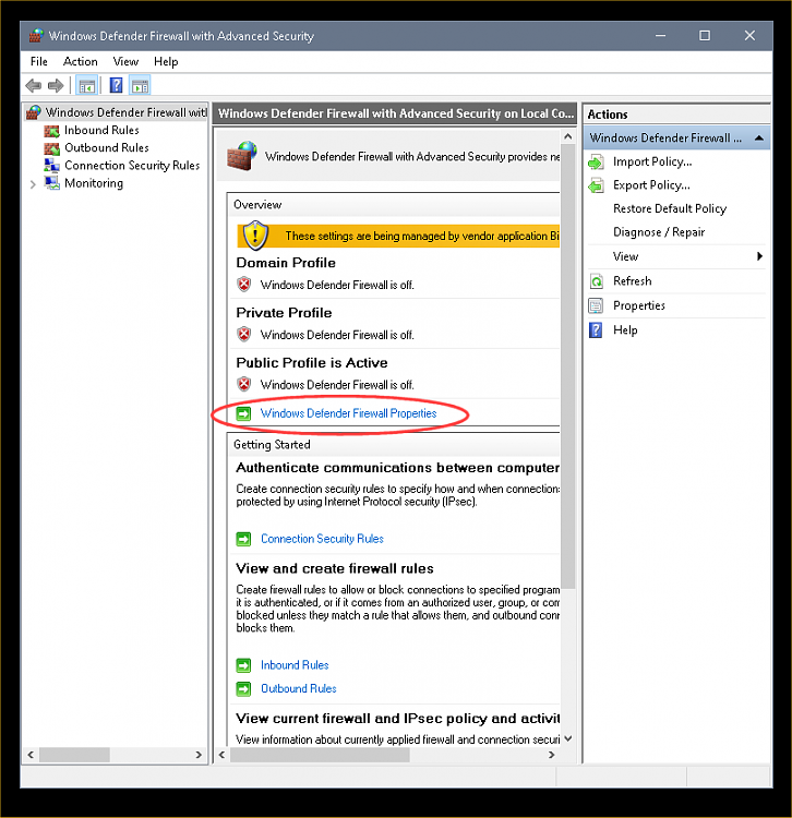 Permanently disable Windows Defender - Windows 10 Forums
