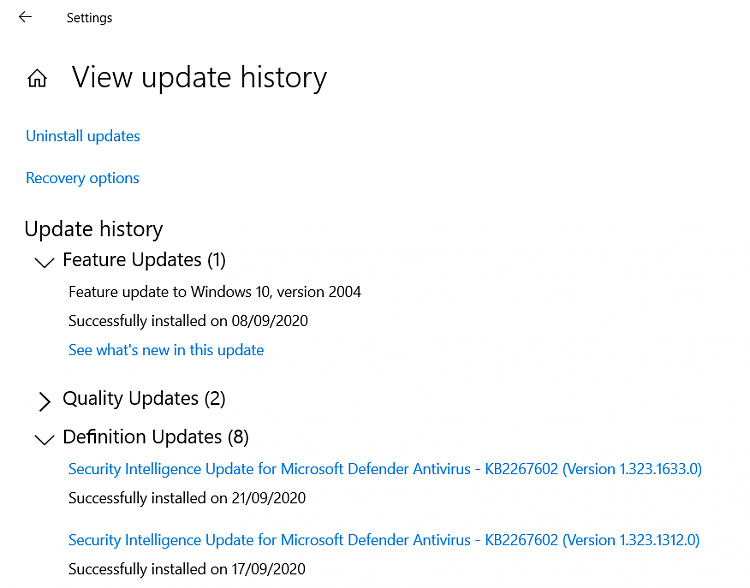 Windows defender virus definitions update question-image.png