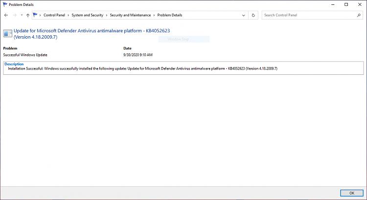 MS Antimalware Platform 4.18.2001.6 only on one PC-defenderantimalware.png