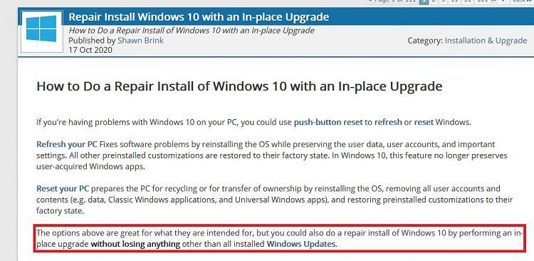 Microsoft Defender Offline Scan-windows-updates.jpg