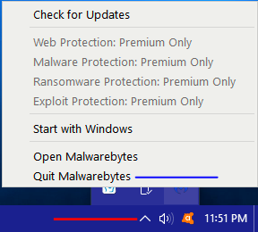 MalwareBytes free version? Can only get free trial. NOT the same!-image.png