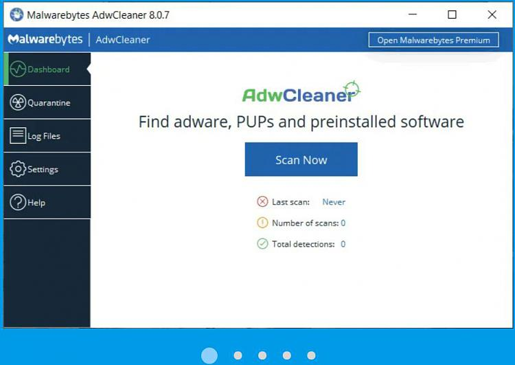 AdwCleaner: set to put Logs in folder with exe?-ac1.jpg