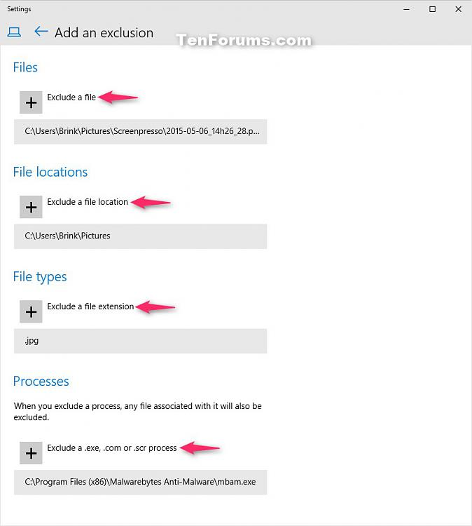 Click image for larger version.  Name:Windows_Defender_exclusions-2.jpg Views:2 Size:67.9 KB ID:42179