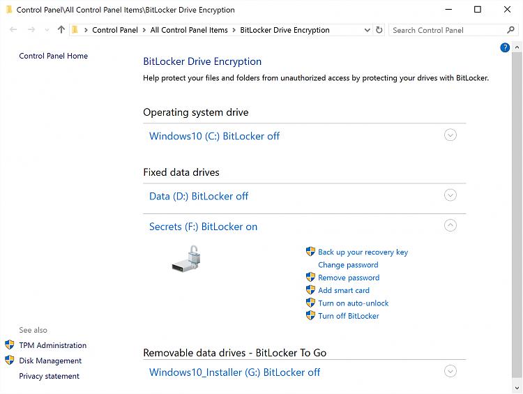Click image for larger version.  Name:Bitlocker.PNG Views:2 Size:82.9 KB ID:45880