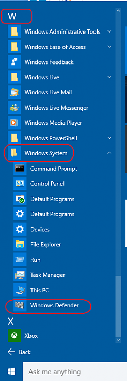 Click image for larger version.  Name:Windows Defender .....All apps.png Views:1 Size:25.7 KB ID:63715