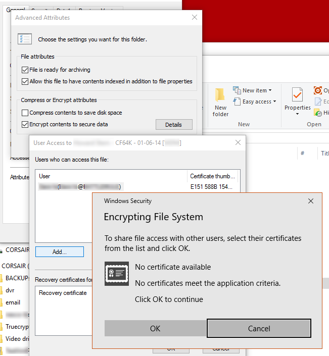 How to open EFS encrypted files on an HDD that came from Windows XP?-capture5.png