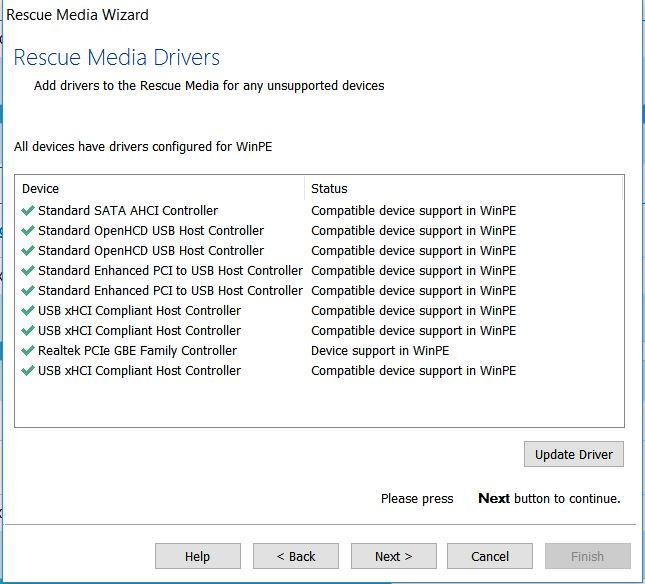 Click image for larger version.  Name:Macrium Drivers.JPG Views:42 Size:73.8 KB ID:102474