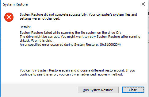 System restore failed while scanning the file system, error 0x81000204-3.png