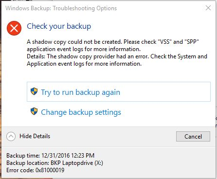 Click image for larger version.  Name:backuperror1.JPG Views:18 Size:38.0 KB ID:115483