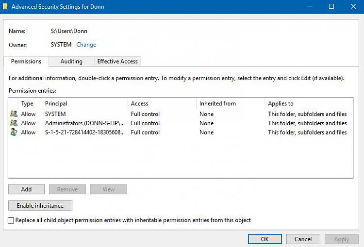 Click image for larger version.  Name:4 Advanced Security settings.JPG Views:1 Size:59.0 KB ID:117618