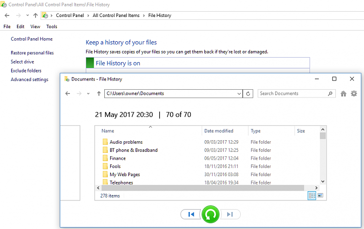 Recomendations for a program for backing up files-browse-file-history.png
