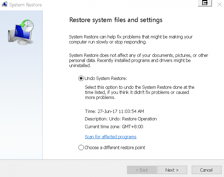 System restore did not complete message (It actually did)-system-restore-sucess.png