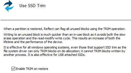 Click image for larger version.  Name:Enable TRIM on Restore 08-28-17.PNG Views:27 Size:12.9 KB ID:150853