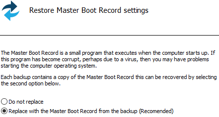 Click image for larger version.  Name:Restore Master Boot Resord settings 08-28-17.PNG Views:27 Size:11.4 KB ID:150856