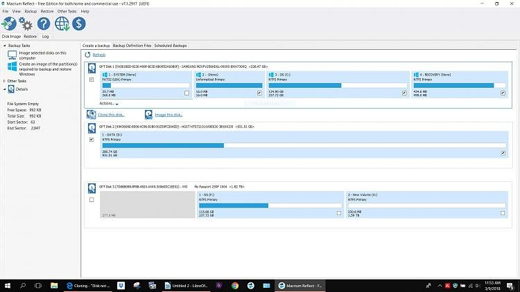 windows 10 ssd and hdd