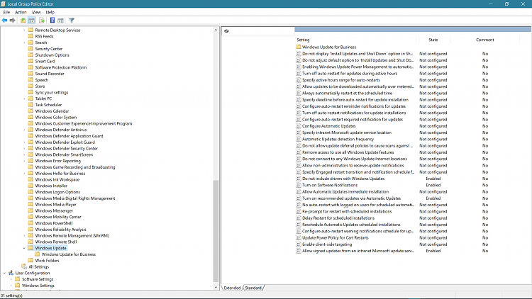 Click image for larger version.  Name:Ten Forums - Group Policy - Windows Updates.png Views:1 Size:432.0 KB ID:183855