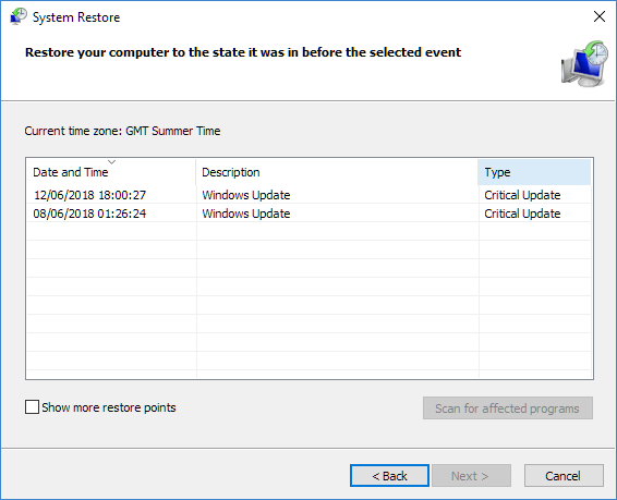 Click image for larger version.  Name:Windows update & restore points 1803 (2018-06).PNG Views:34 Size:17.1 KB ID:192052