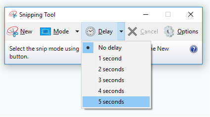 Can anyone help me with some info about a WD Elements please?-snipping-tool-delay.png