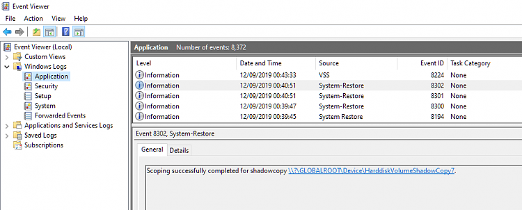 System Restore points all disappeared except one system- created point-image.png