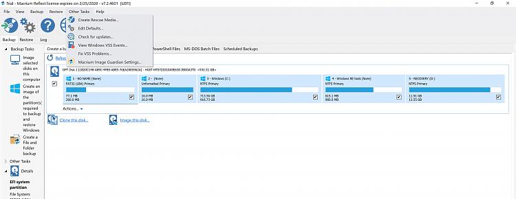 Recovering SSD with bad blocks?-macriumothertasksonwindows10.png