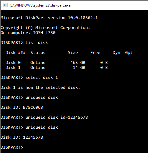 Need to fix disk signature collision to format a drive for return-diskpart-uniqueid.png