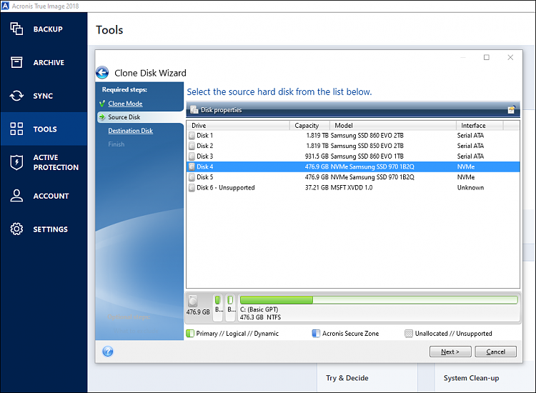 Trying to Clone SSD Drive to another SSD Drive-acronis-clone-disk.png