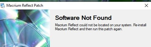 Macrium Reflect not updating-software-not-found.jpg