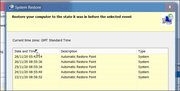 Disable create auto restore point /allow manual restore point creation-daily.png