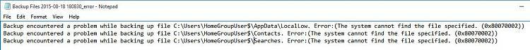 Click image for larger version.  Name:Backup Error.JPG Views:5 Size:49.9 KB ID:32640